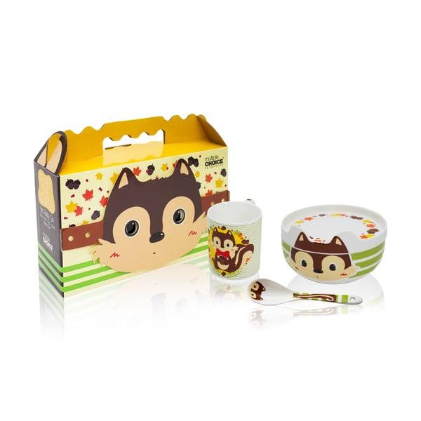 Detský porcelánový set Happy Stuart