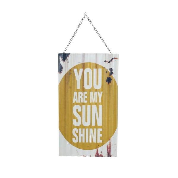 Ceduľa  My Sunshine