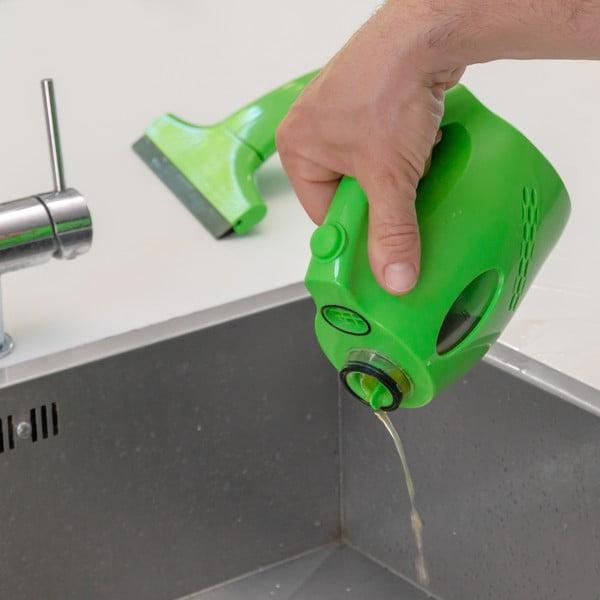 Zelená vákuová vodná stierka InnovaGoods X6
