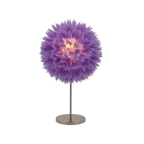 Stolná lampa Lotus Purple