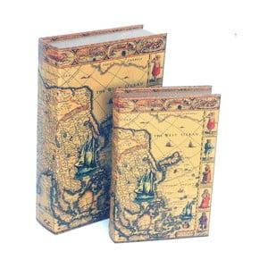 Set 2 úložných boxov Mondo Bolzonella