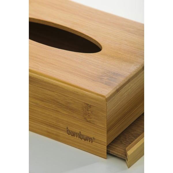 Bambusový box na vreckovky Bambum Metta