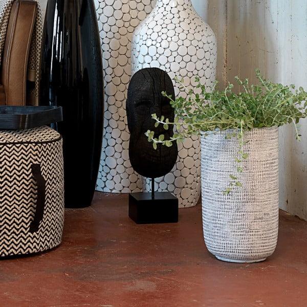 Biela váza Canett Blova