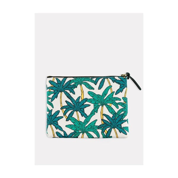 Listová kabelka/kozmetická taštička Palms L