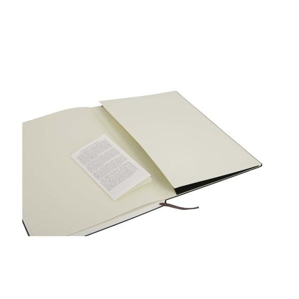 Zápisník Moleskine Index, A4