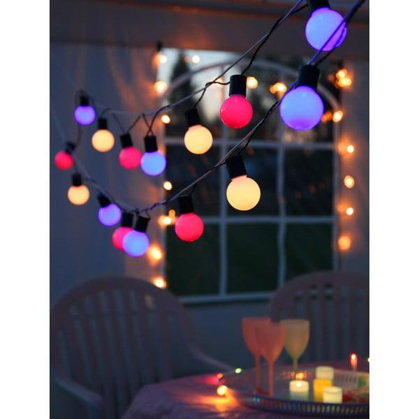 Svetelná LED reťaz Best Season Hooky, 20svetielok