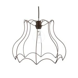 Tmavohnedé stropné svietidlo Creative Lightings Naked Light Dos