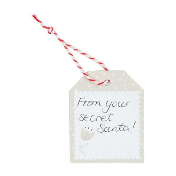 Vianočné menovky na darčeky Busy B