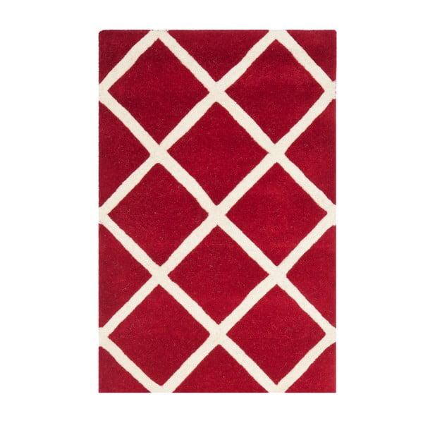 Vlnený koberec Eliza Hand, 121x182 cm