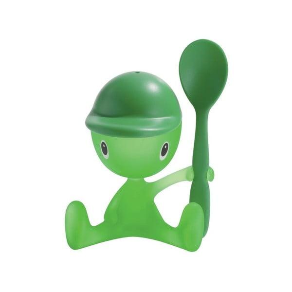 Kalíšok na vajíčko Cico, zelený