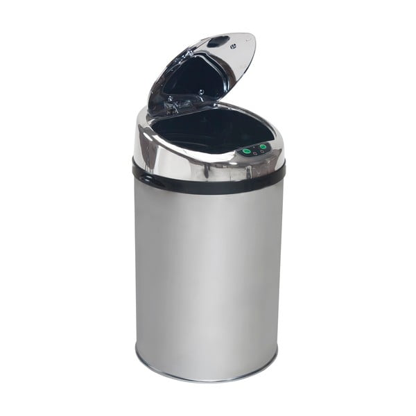 Samootvárací odpadkový kôš Basura