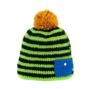 Zelená čapica Jolly