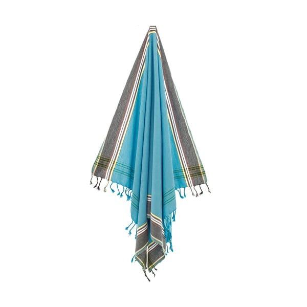 Osuška/pareo Segi Light Blue, 100x178 cm