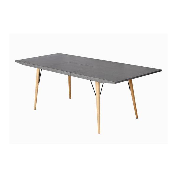 Rozkladací jedálenský stôl Bridge, 180-220 cm