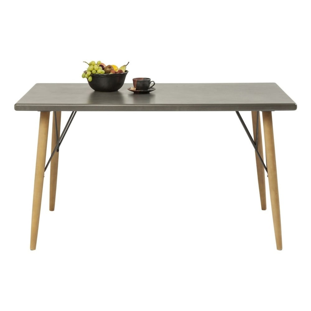 Jedálenský stôl Kare Design Factory, 140 × 80 cm