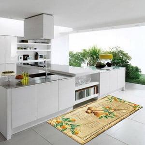 Vysokoodolný kuchynský koberec Webtapetti Bon Appetit, 60 x 240 cm