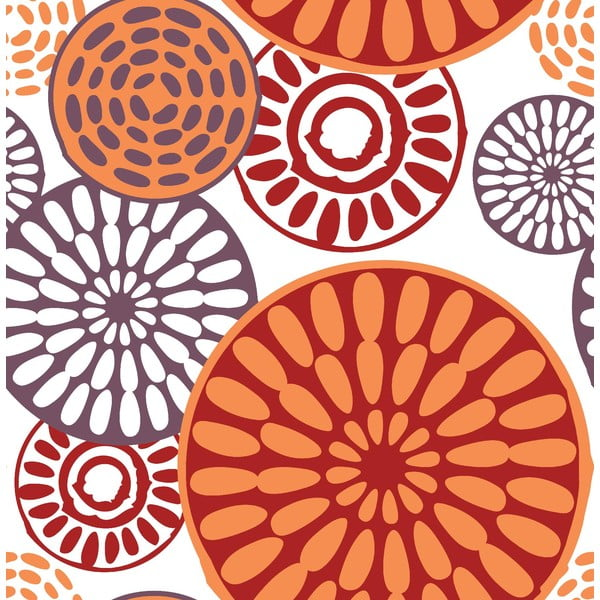 Obliečky African Rojo, 200x200 cm