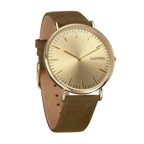 Dámske hodinky SoHo Suede Olive