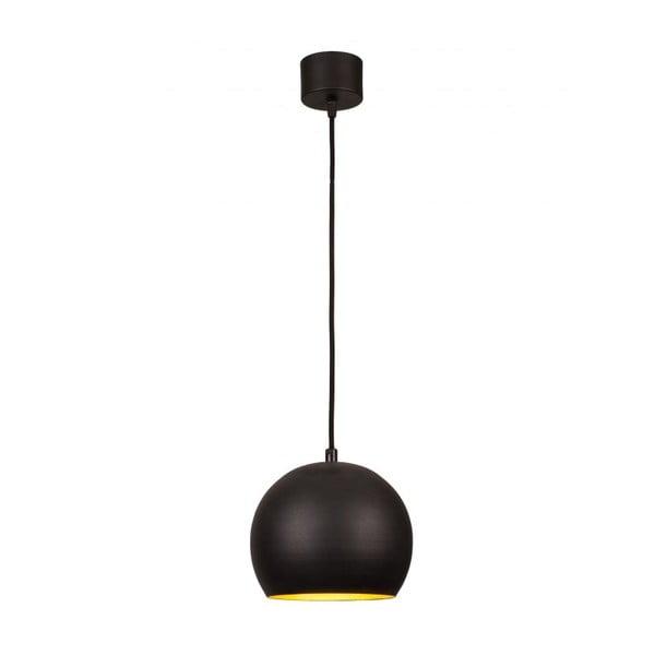 Stropné svetlo Globe Black