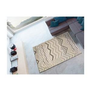 Sivý koberec Universal Belga Grey, 70 × 110 cm