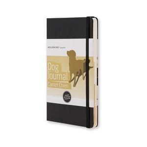 Denník Moleskine pre milovníkov psov
