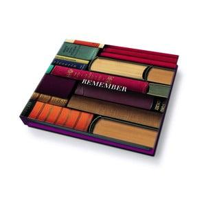 Poznámkový blok Remember Bookworms