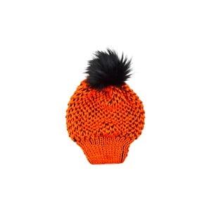 Dámska čiapka Beret Orange