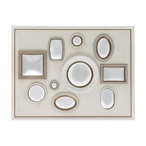 Nástenné zrkadlo Kare Design Collage, šírka 170 cm