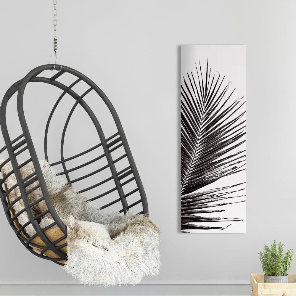 Obraz na plátne OrangeWallz Palm Tree , 30 x 90 cm