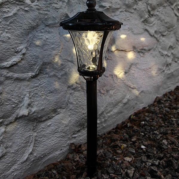Záhradné solárne LED svetlo Best Season Lantern