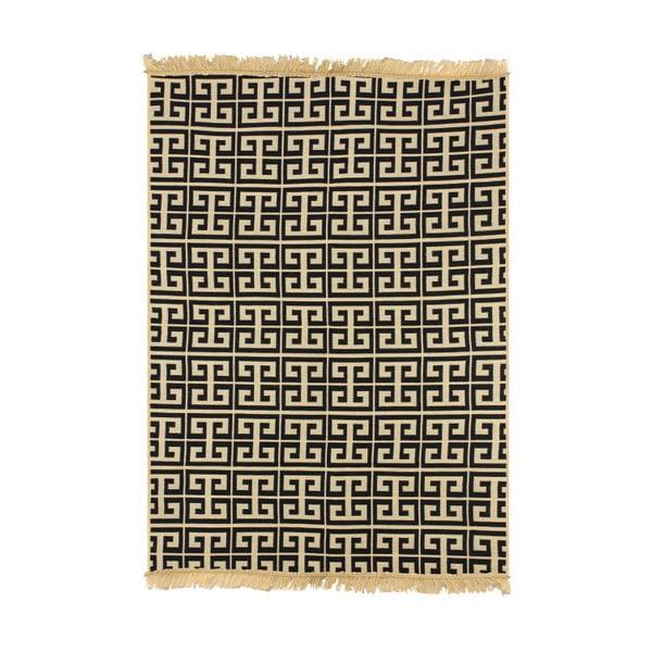 Béžovo-modrý koberec Ya Rugs Tee, 120x180cm
