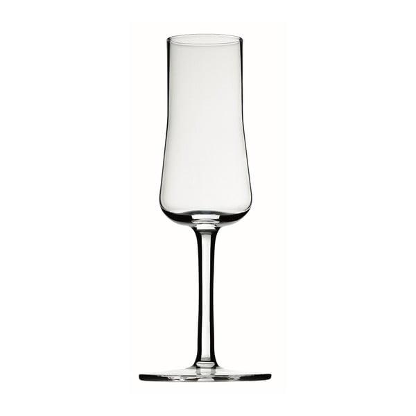 Priehľadný pohár Fratelli Guzzini Champagne
