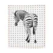 Kuchynská utierka Present Time Tiles Zebra