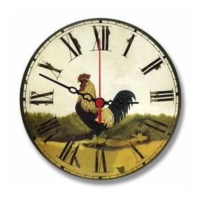 Nástenné hodiny Countryside, 30 cm