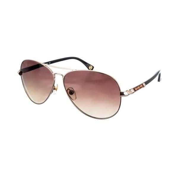 Pánske slnečné okuliare Michael Kors M2477S Gold