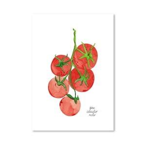 Autorský plagát Tomatoes, 30x42 m
