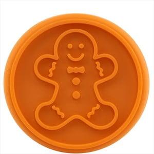 Drevená pečiatka na sušienky Butlers Perníček, ⌀ 7 cm