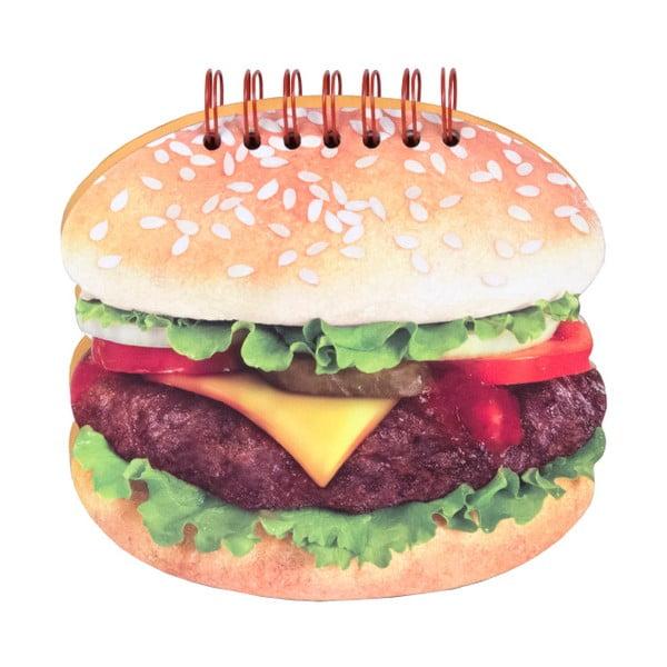 Špirálový bloček Tri-Coastal Junk Burger