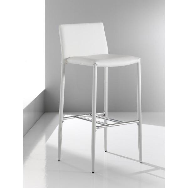 Barová stolička Tomasucci Lion, biela