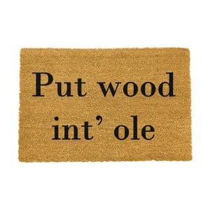 Rohožka Artsy Doormats Put Wud, 40×60 cm