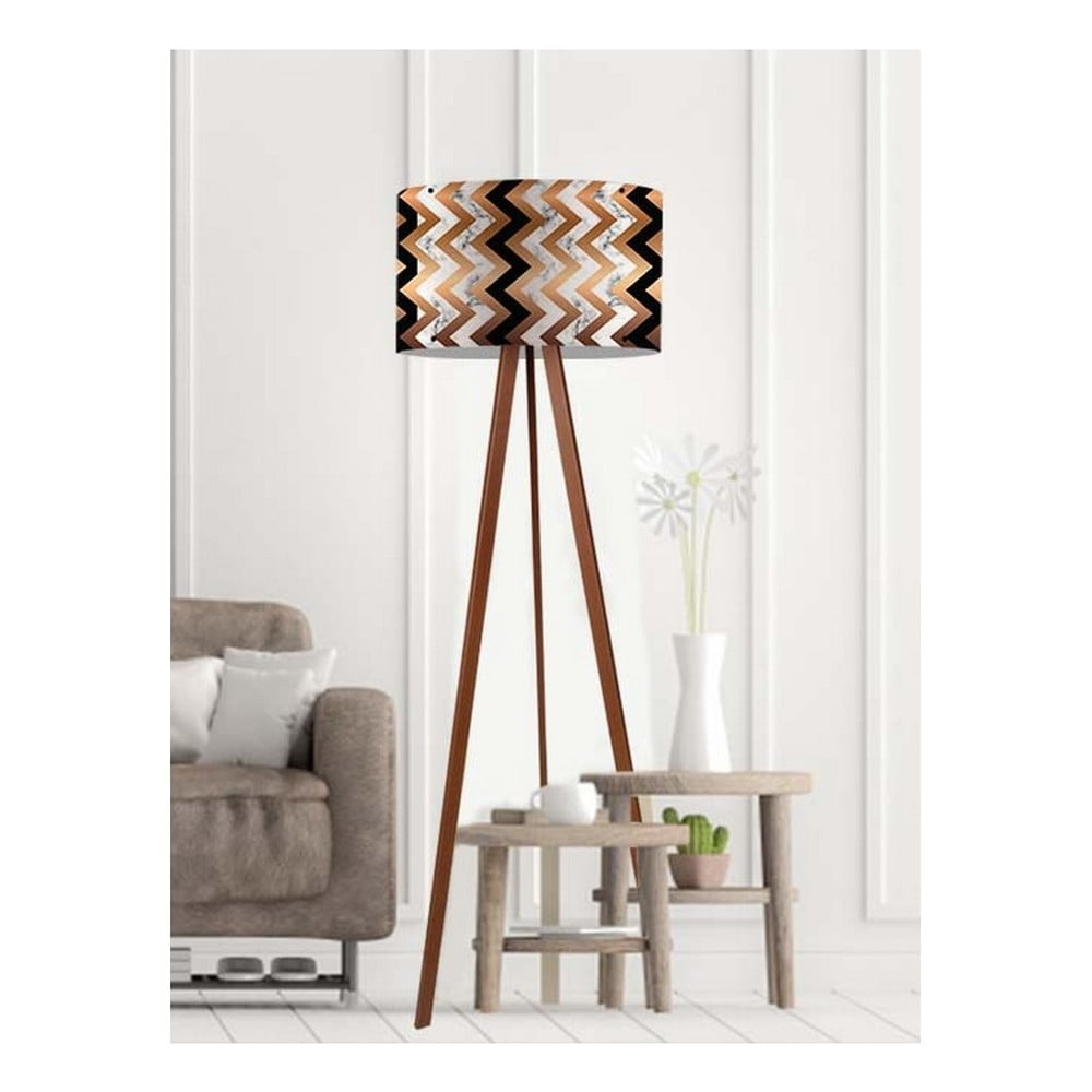 Stojacia lampa Triangle