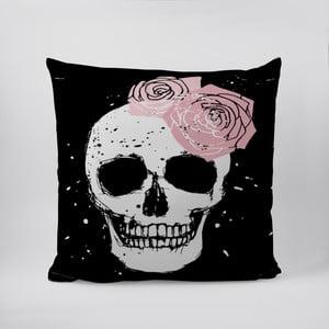 Vankúš Rose Skull