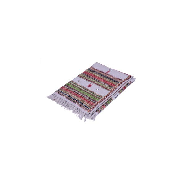 Šatka/prikrývka Manton Blanco, 120x240 cm