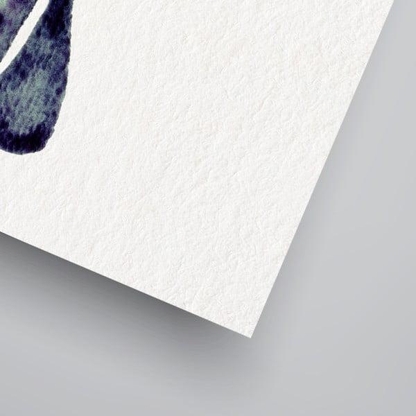 Plagát Americanflat Toucans, 30×42cm