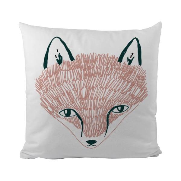 Vankúš Fox Bali, 50x50 cm