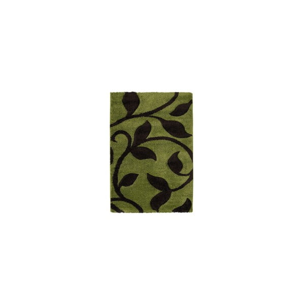 Koberec Fashion Green Brown, 160x220 cm