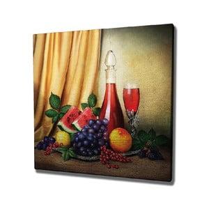 Nástenný obraz na plátne Vine, 45 × 45 cm