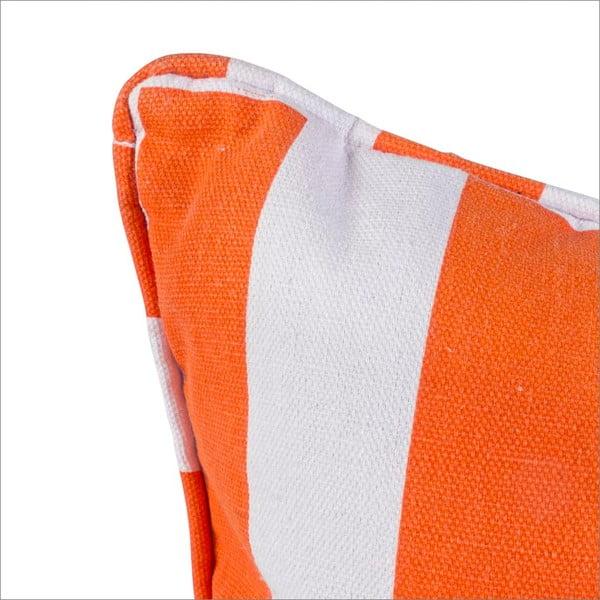 Vankúš Relax, oranžový