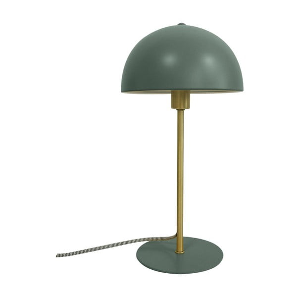 Zelená stolová lampa Leitmotiv Bonnet