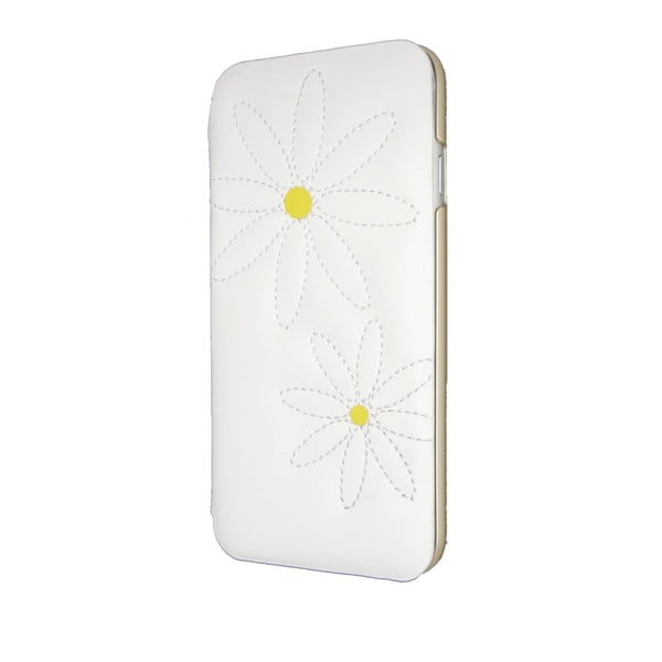 Obal na iPhone6 White Daisy White